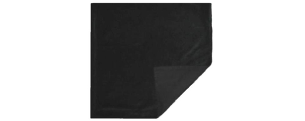 Black Cloth Shroud