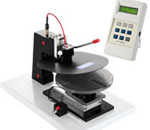 Multiposition Wafer Probe with HM21 Hand Held Meter